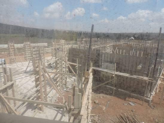 تمام البناء بالمرحلة الثالثة من القرية التعليمية
